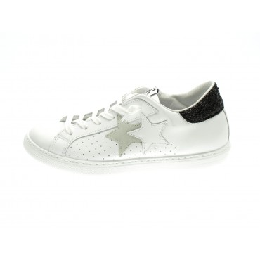 Twostar Sneakers Donna Bianco 2sd2657