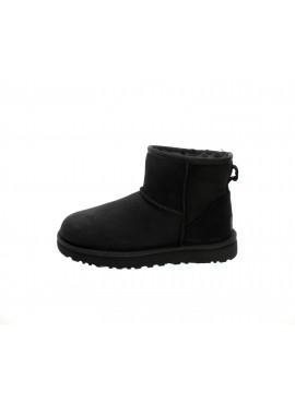 Ugg Stivaletto Donna Nero Mini classic