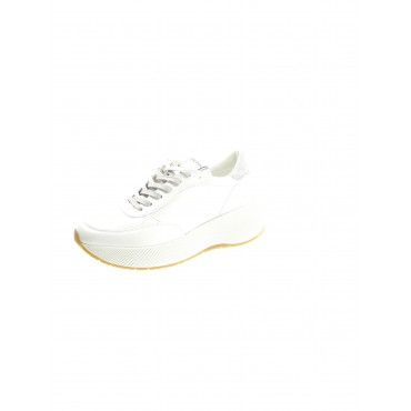 Crime Sneakers Donna Bianco 25923
