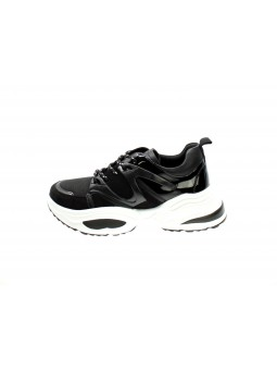 Exe Sneakers Donna Nero Rg9602