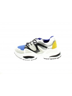 Exe Sneakers Donna Blue Rg9602