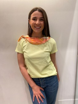 Vicolo T-shirt Donna Lime...